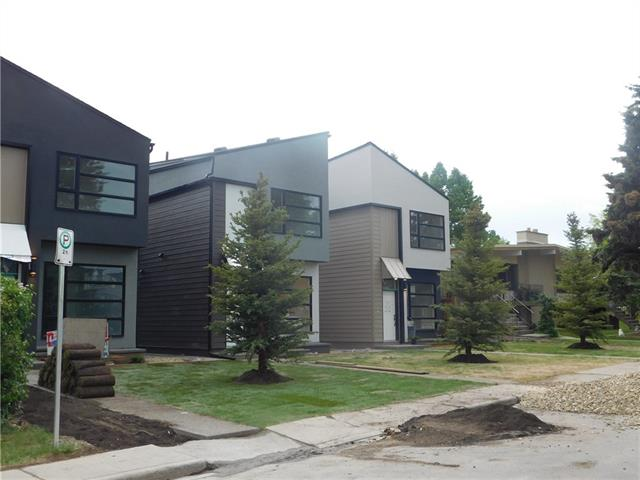 ONLY 2 LEFT!!!!! Stunning New INNER-CITY DETACHED executive home custom built by Chelsea Sky's , Over 2760 sq.ft of living space ,the main floor features an open floor plan with an extra large kitchen perfect for entertaining, Upgrades including HARDWOOD FLOORS,QUARTZ COUNTER TOPS,DOUBLE FRENCH DOORS TO THE BACK YARD &10 FT CEILINGS. Upper level features 3 large bedrooms including a master bedroom with a large soaker tub and his & hers separate closet is exceptional with built in shelving drawers and central make up desk. Enter your basement through your private Walk Up Entrance. Fully Finished basement features 4th bedroom 4-pce bath,large media rec/room with wet bar.Only minutes to the LRT,17 AVE main strip and many amenities. STILL TIME TO PICK YOUR COLORS!! CALL BEFORE IT'S GONE...