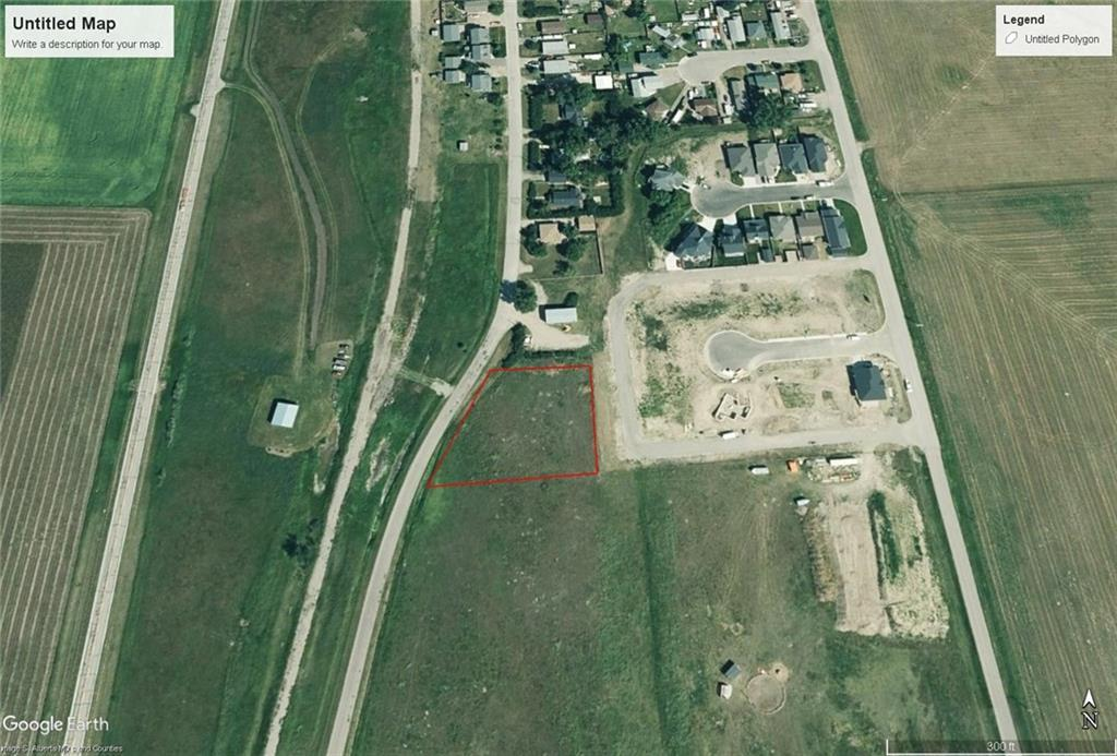 Come check out this oversized lot in the Hamlet of Cayley that offers .474 of an acre.  The lot allows for you to build your dream home and still have room for a shop, a garden or just extra space to enjoy.  The utilities are to the property line and consist of Town water/sewer, gas and 100 amp power.  This pricing also includes the driveway approach and culvert that will be required off Railway Avenue.  Come take a look and start dreaming of your future home! There is a 2nd lot available to the north of this property offering another .359 of an acre.  Aerial picture is an approximation of location of both lots for sale.