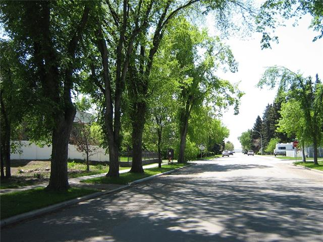 Prime Location - SW High River - 536-8th St. - 50 x 130 ft. LOT. on beautiful tree lined street. Opportunity to build your family home in this highly sought after area of High River.  The Title includes 2 -25 x 130 ft. Lots.  Attention: Builders and Developers - the Adjacent Lot is also For Sale.