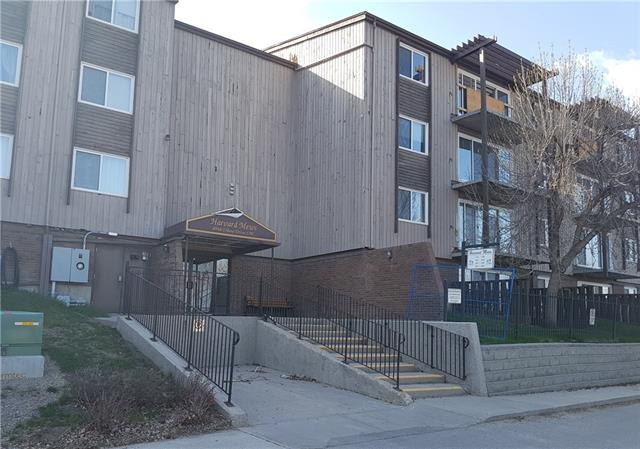 One bedroom and one bath condo. Great investment opportunity and priced to sell! Just off Elbow Drive, minutes to Chinook Center, Macleod Trail and downtown Calgary.  Long time tenant would like to stay! Balconies are in the process of being redone where you can sit and relax enjoying the view of the Courtyard filled with mature trees and an outdoor pool! Call to view!