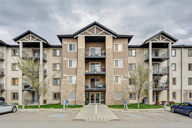 Balanced perfectly on the edge of Calgary, this condo has access to all city amenities with the privacy of the country. Clean and bright, the ground floor unit is newly painted and recently upgraded with custom counters in the kitchen and a new bathroom vanity with granite top. With two bedrooms, in-suite laundry, and a dishwasher, this home has all conveniences in a tidy package. All utilities except internet are included in low condo fees, and your underground parking space is secure. Relax in your spacious living room, or walk out the sliding glass doors to grill on the deck overlooking a peaceful nature reserve. You?ll almost forget you have neighbours! Just steps from shops, banks, schools, and restaurants, this area has everything you?ll need within a few blocks. Plus, a bus straight to the Somerset train station ensures the rest of the city is easily accessible. If you enjoy getting out of town, this home is only seconds from Hwy 22x for a quick getaway west into the mountains. See it today!