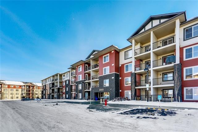 The builder is offering a once in a lifetime opportunity to own a brand new never lived in condo. With $37,000 in discounts this offer will not last. This unit offers 2 bedrooms, modern open concept living space, Master walk-in closet and Master ensuite. Enjoy the convenience of in-suite laundry, Titled Underground parking and a large Balcony. UNBELIEVABLE VALUE being able to live in a new condo in Calgary at under $180k. Don't miss out on the opportunity to move in South Calgary's most desirable location. Minutes to all amenities. South Campus Hospital, Shopping, Restaurants, and so much more.