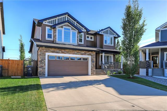 Gorgeous,  updated,  and  upgraded,  this  amazing  High  River  home  is  truly  a  masterpiece  in  design!  The  sunny  southern  exposure  means  tons  of  natural  light  shines  throughout  all  three  developed  levels  of  living  space!  Warm  hardwood  floors  &  soaring  ceilings  greet  you  as  you  enter  into  a  layout  prime  for  entertaining,  while  the  gourmet  kitchen  boasts  stainless  steel  appliances,  a  big  pantry,  and  lots  of  counter  top  space!  Step  outside  into  a  backyard  oasis,  ideal  for  gathering  &  barbecuing  in  warmer  weather!Upstairs,  you?ll  find  a  bonus  room,  spacious  &  versatile,  and  of  the  bedrooms  up,  the  master  is  a  stunning  retreat  with  a  luxurious  ensuite,  including  dual  vanities  &  a  soaker  tub!  The  lower  level  houses  a  spacious  rec/fitness/games  room  &  a  lovely  bath!  Call  &  schedule  an  appointment  to  see  yourself  living  here  today