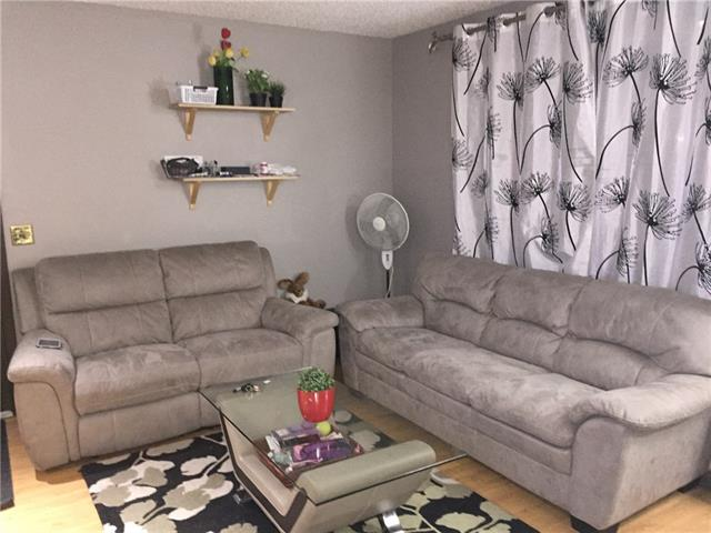 Open House: Saturday, July 28th 2018 1PM-3PM. 3 Bedrooms Beautiful Townhouse that you must see. Just Beside a small park, featuring it's own PRIVATE YARD, 1 block from Tim Horton's / Starbuck's / Safeway and transit beautifully updated: RENOVATED KITCHEN, NEWER LIVING ROOM & KITCHEN WINDOWS, NEW HIGH-EFFICIENCY FURNACE, NEW HOT WATER TANK, and BRAND NEW TRIPLE PANE BEDROOM WINDOWS Done 5 years Back NEW PAINT Spacious living room, LARGE MASTER BDRM. with HUGE CLOSET. Custom shed for extra storage. Partially developed downStairs Great kids space or Media room. LOW CONDO FEES: only $267/month Step away to Own PARKING Stall......Seller's will look into all offers....