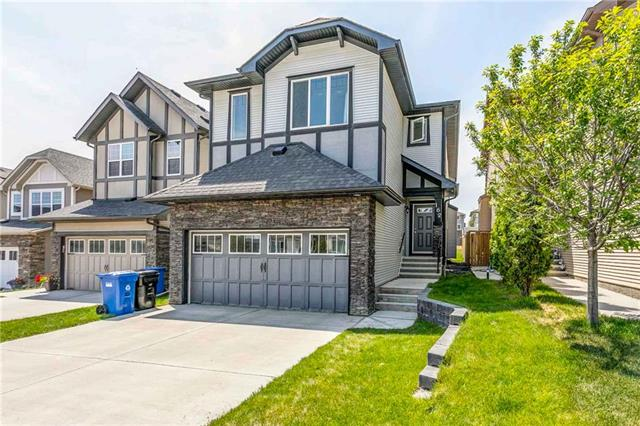 Gorgeous 3 bedroom executive home loaded with upgrades.Upon entering the home you are welcomed by a sleek tile entry with cozy built in shoe bench and soaring stairwell with sky light all flowing into the spacious living room with fireplace and large windows looking to the landscaped back yard with new deck and in ground sprinklers.The elegant chefs kitchen boasts extended rich maple cabinetry & flooring,granite counters,walkthrough pantry and enormous island perfect for casual meals or entertaining. Enjoy family dinning or dinner parties in the large nook with easy access to the BBQ,sunny deck and yard .The upper floor offers a spacious master retreat with enormous walk in closet and ensuite with soaker tub,shower,his & hers sinks set in granite and 2 large additional bedrooms also with walk in closets, laundry room and bonus room perfect for movie nights. The unspoiled basement with rough in plumbing is waiting for your ideas. All this located close to transit,shopping,resturants,parks and pathways.