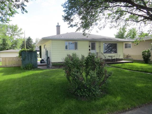 Great location with a green space across the street. Faces 16 Avenue but traffic noise is quite minimal. Rare 3 bedroom bungalow in Renfrew ! ! Large 4rth bedroom downstairs. RC2 lot is 50 x 120 with a sunny south exposed rear yard. Lots of upgrades; furnace, water heater, wiring. Single detached garage PLUS a large concrete RV pad.