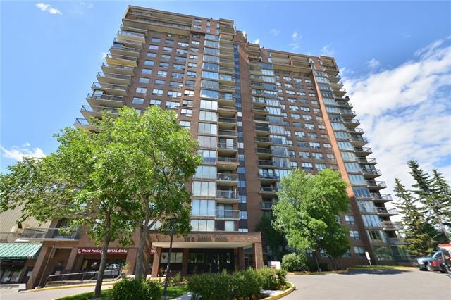 AWESOME CONDO FOR SALE with 24 hour CONCIERGE. LOCATION is IDEAL STEPS FROM BOW RIVER AND TRAILS as well as  ALL AMENITIES. Great 2 bedroom with SPACIOUS LIVING ROOM with SEPARATE DINNING AREA and COZY WARM KITCHEN. LAUNDRY and STORAGE IS CONVENIENTLY found in the Unit .Parking is Underground . SMALL LIBRARY IS ON THE MAIN FLOOR . 2ND LEVEL IS ATTACHED TO THE RIVER SIDE CLUB, offering a GYM, TENNIS, TENNIS CAMP, POOL, FITNESS CLASSES. ALL WOMEN PROGRAM . AFFORDABLE and PERFECT FOR  FIRST HOME BUYERS, OLD COUPLES, RETIREES LOOKING FOR  A MAINTENANCE FREE LIFESTYLE . Surrounding area is BEAUTIFUL with BOW RIVER AND TAILS making it easy to go for that daily exercise walking , running ,biking and rollerblading. Downtown ,Market Mall, Children hospital,Foothill hospital, Shouldice park ,Prince Island park and U of C are easy access.  Memorial,Shaganappi ,Bowness road,14 street and Crowchild Trail are conveniently accessible.RIVERSIDE CONDO IS 18 + BUILDING AND ALLOWS PETS with Board approval. Call Now to view!