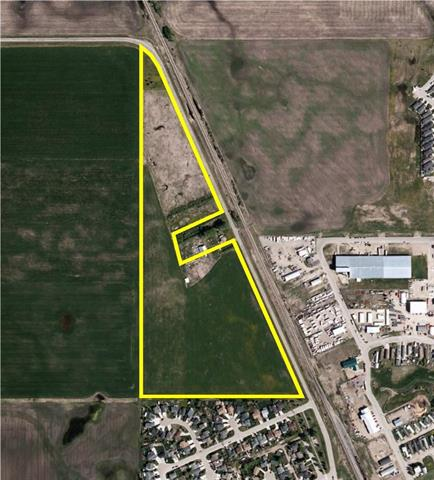 Homestead subdivision for sale.33.56 acres of Development land in Town of Carstairs.  close to services, possibility of 140 lots. Call today