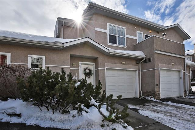 Most people that living in Parkland never want to leave. Here is a rare opportunity to own one of only a few town homes in this community. This move in ready unit is conveniently located a short walk to Fish Creek. It has easy access in & out of the community & all amenities are just down the hill. There is a spacious garage that enters into your large foyer. Once you take a flight of stairs to the main floor all rooms are located on one level. The layout is clever with bedrooms & baths on each side of the unit making it private for your roommate or guests. There is plenty of storage with huge closets & extra shelving. The laundry room is neatly tucked away & located on this same level. The open concept kitchen has plenty of cupboard & counter space & opens up to your dining & living room. The living room has a patio door to your private balcony to enjoy in the summer & a cozy fireplace to enjoy in the winter. This gorgeous home is freshly painted & a quick possession is possible.