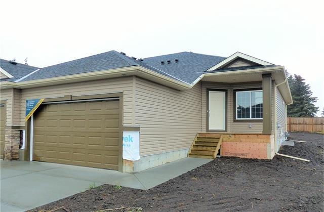 """UNBEATABLE VALUE!  Brand new attached Villa in popular High Park.  The """"Aspire"""" Bungalow offers 1,224 sq.ft. of excellent living space. The front flex room is perfect for a home office or guest room. Enjoy the open concept kitchen featuring granite countertops, center island with a breakfast bar, upgraded cabinets and fixtures. Spacious dining area, open to the great room - perfect for entertaining.  Garden door to an oversized, west exposure deck. Your master suite has a 9'x8' sitting area, 5 piece ensuite, oversized shower, his & her basins and a full size walk-in closet.  Lower level is unspoiled, plenty of storage space and great potential to develop - Builder has plans and willing to complete to your specifications at additional cost.  Includes a $4500 appliance allowance & landscaping allowance.  GST included (rebate to Builder). Legal fees included (if buyer chooses to use Builder's lawyer). Pick your possession date and MOVE RIGHT IN!"""
