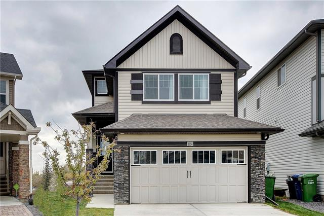 Beautiful walkout home located in the community of Hillcrest. This home shows 10 out of 10 and comes with many upgrades. The kitchen has plenty of space and has cabinets to the ceiling along with quartz counter tops. The main floor has tiles and hardwood flooring throughout and the nine feet ceilings make this floor feel large and open. Upstairs you will find the master bedroom which boast a five pieces ensuite along with another two good size bedrooms and another full bath. To top it off, the second floor has a laundry room and a bonus/family room. The basement is fully finished and offer extra space to entertain. Other extras this home has to offer are hot tub, speakers wired throughout the house and light switches that can be controlled with your phone. On the outside, the pie lot shape provide extra yard space for you to enjoy. To request a private viewing of this beautiful home please contact your favourite agent.