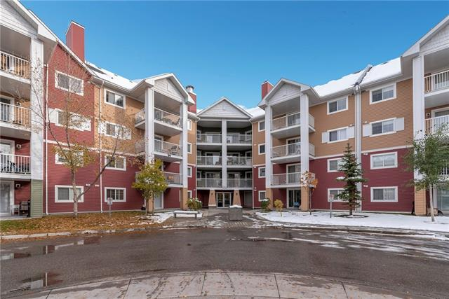 OPEN HOUSE SUNDAY OCTOBER 14 FROM 1:00-4:00PM! Excellent value in Mackenzie Towne where the condo fees include almost everything! This third floor unit has it all and ready to move in. This unit has a kitchen with all white appliances, plenty of cabinets, plus a counter perfect for stools and enjoying a meal. The living room is ample in size perfect set up couches, a TV and even space for a dining table across the eating bar. There is a south facing balcony with mountain views and will make you appreciate the sunny days. The master bedroom is of great size and can easily fit a bed of your choice plus night tables. The unit has a 4 piece bathroom and also comes with ensuite laundry. Forget about parking outside and enjoy the convenience of having not only a TITLED underground parking spot but also a TITLED STORAGE unit which is rare in the building! Lots of visiting parking outside and great location with shopping and restaurants close by on 130 Ave! with Book your private showing today!