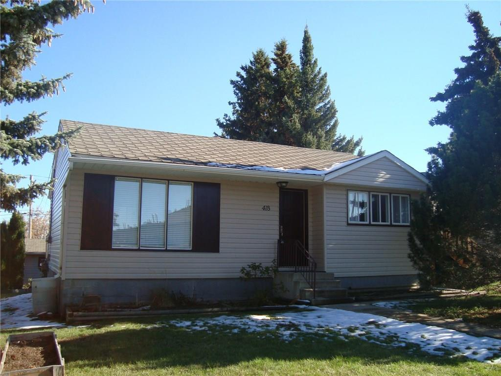 Upgrades just completed to sell. This is a great opportunity for a starter home, 4 bedrooms 2 full baths, downstairs family room, with deck, patio and large double detached garage. Look at the beautiful hardwood flooring, new kitchen and bathroom, fresh paint, new fixtures. If you want affordable and nice call your Realtor today. S uper location close to all amenities and only 2 blocks to school.