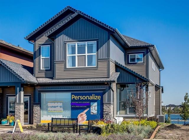 Excel Homes is selling their show home in Midtown - loaded w/upgrades! The Baldwin offers over 2300 sqft of luxury & elegance, backing to pond & paths. Beautifully decorated - air conditioned - custom window coverings - daylight basement - deck & so much more. Open plan w/9' ceilings on main & upper level. Gourmet island kitchen w/built in appliances & gas cooktop, huge pantry, eng stone counters & tons of storage. Main floor flex room! Hardwood on main & tile at entries & baths (all baths have stone vanities). 2nd storey boasts 3 large bedrooms - opulent master suite w/tray ceiling, massive walk in closet & luxury 5 pce ensuite boasts stand alone tub & o/s shower w/dual heads, tiled to ceiling. Main bath offers double sinks. Family sized bonus room w/vaulted ceiling. Early December possession - celebrate Christmas in your new home! Click brochure tab for more info! Buyers qualify for Concierge program.