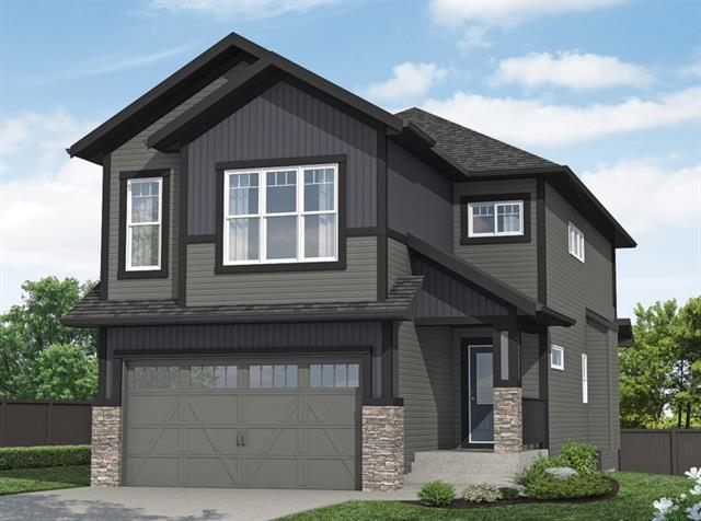 The Baldwin - a brand new beauty to be built by Excel Homes. Anticipated possession is 7-8 months from firm offer. There is still time to personalize your new home & choose your own options/upgrades.  Similar model available for viewing. This home offers 2288 sq.ft. & is delivered in a gorgeous open floor plan. Spacious foyer - Main floor flex room - family sized kitchen, nook & great room round out the main floor. 2nd storey boasts a large master bedroom w/massive walk in closet & private ensuite w/built in linen closet. Central bonus room & upstairs laundry complete this level. This will be a Certified Built Green home, offering all the cost saving features that makes Excel Homes a wise choice! Please see Brochure Tab for more information about this home!  Buyers qualify for Concierge program.