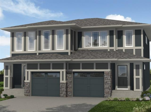 "The Harrison - lovely duplex (attached home w/no condo fees) to be built by Excel Homes. Anticipated possession is 7 months from firm offer. Still time to personalize your new home & choose your options/upgrades & colors. (Photos are not an exact representation as the options you choose may differ). Entertaining is a breeze in the Harrison's open plan w/spacious & inviting great room & L-shaped kitchen, where friends and family can pull up a bar stool and be part of the action. 2nd level offers convenient laundry room w/linen closet & 3 generous bedrooms; master suite offers a walk in closet & private ensuite. Hurry in while there is still time to be the designer of your own home! Price includes GST & the builder will cover your legal fees if their solicitor is used. This is a Certified ""built green"" home that offers all the cost & energy saving features that makes Excel Homes a wise choice! Pls see additional comments re size of this home. See brochure tab for more info."