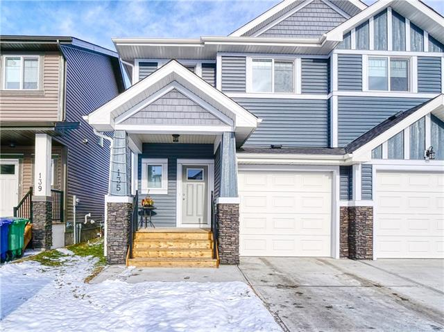 Fall in love with this BEAUTIFUL UPGRADED home.  Built in 2018.  FULLY FENCED YARD with LANDSCAPING and NO CONDO FEES!!  Full basement.  Main floor has 9' ceilings.  Main floor has modern, OPEN concept design.  Kitchen comes with Quartz counter tops, UPGRADED Samsung STAINLESS STEEL appliances, SHAKER cabinets, SOFT-CLOSE doors and drawers, and kinetic water dispenser.  Don't forget the KITCHEN ISLAND - perfect for entertaining.  Upper floor has 2 bedrooms 2 bathrooms and laundry with UPGRADED Samsung appliances.  One of the premium design features is the FLEXIBLE DEN/OFFICE on the upper floor.  The master closet is huge and the master ensuite boasts a 5' WALK-IN SHOWER.  ROLLER BLINDS are included.  This gorgeous home comes with a rear balcony with gas line and an ATTACHED GARAGE.  Check it out today!