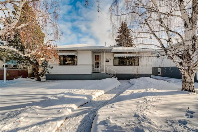 What a great opportunity to purchase this 50' x 120 RC2 redevelopment property located on a quiet street in the heart of Banff Trail with a 5 min walk to the C-Train Station!  This home shows very well and can provide excellent revenue until you're ready to build your dream home.