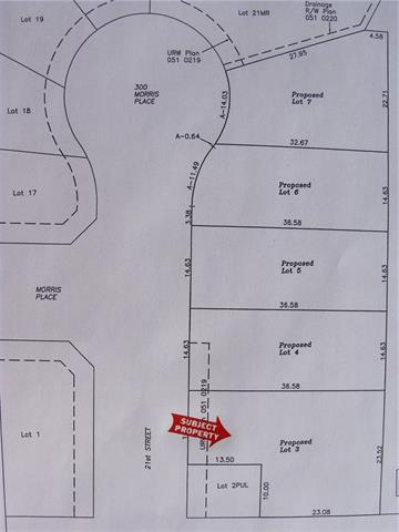 Here's an over sized, SERVICED, R-2 lot that is ready to build on.  Perfect lot to build a home with loads of extra parking on the side yard easement. Listing Realtor is an owner of this property.