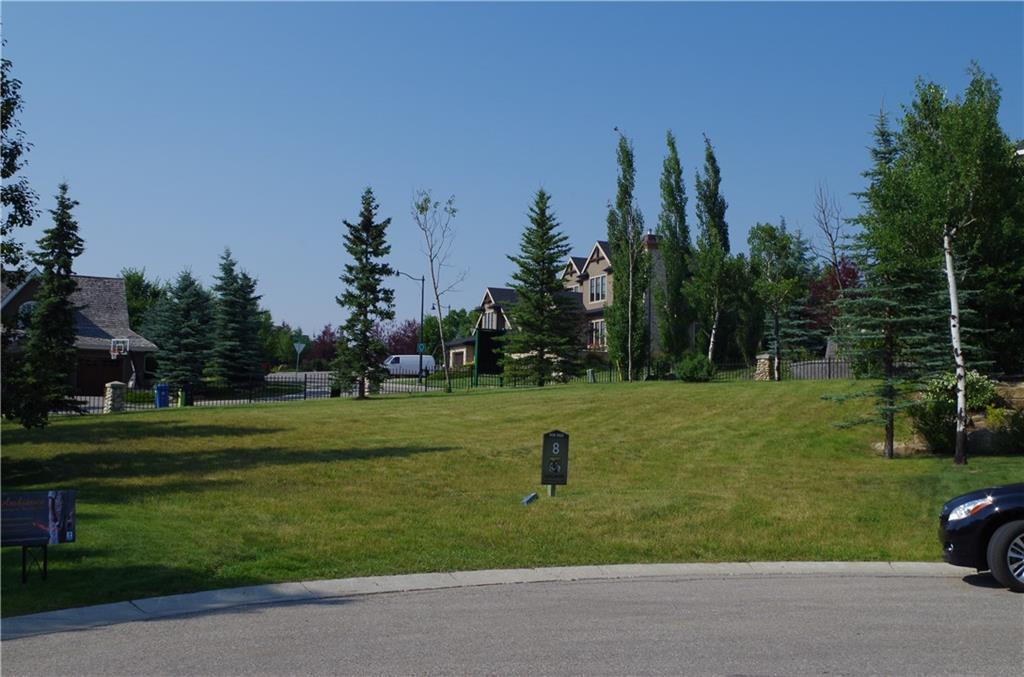 This is last remaining lot available from developer in one of Calgary's premiere gated communities, Spring Valley Lane. This 10,000 square foot lot can easily accommodate a walk up bungalow. Design your own home or Legend Developments can design and build it for you or bring your own builder, some restrictions do apply for the complex. This bareland condominium complex includes your grass cutting and snow removal in the winter, for only $210 per month. Mountain views from balconies and upper level. Don't miss the great deal on this large lot. Call today and have a look.