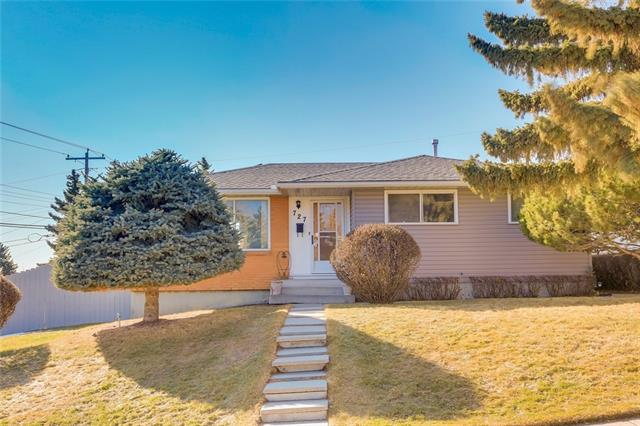 AMAZING RENOVATION OPPORTUNITY in the highly desirable community of Southwood! This bungalow property is situated on one of the largest lots in the community (70' frontage), nestled on a quiet street w/ large south facing rear yard, and has been lovingly cared for by its original owners. In 2018, much of the home's exterior was updated (new house & garage siding, new garage roof, newly replaced shed, repaired & freshly repainted fence). Featuring: site finished hardwood flooring, spacious main floor living + dining rooms, sunny kitchen w/vintage cabinetry & appliances, 3 good sized bedrooms + 4-pc main bath. The fully developed lower level includes a large recreational + bar area, 4th bedroom, 3-pc bath, laundry + tons of storage space. The sunny backyard features a paved patio + walkway, tons of space for the kids to play + a fantastic oversized double detached garage. Walking distance to great schools, shops, restaurants, amenities & the C-train station. Investment opportunities like this are rare!