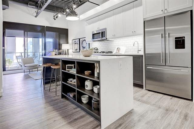 "Amazing location! The Annex in the heart of Kensington by Minto Communities, has a walkability score of 94 with the C-TRAIN STATION, SAFEWAY, PARKS, SHOPS & the BOW RIVER, all within easy walking distance! The Annex is priced from $249,990* while ERA, IN BRIDGELAND is pre-selling with UNITS STARTING AT $229,990*! Annex & Era both feature a ROOFTOP PATIO with FIRE-PITS, BBQ PATIO, EATING AREA, & GAMES AREA, ALL WITH AMAZING DOWNTOWN VIEWS. EVERY UNIT HAS INDEPENDENT AIR COND & HEATING! ""The THOMPSON"", with it?s own GREAT DOWNTOWN VIEWS, is 658 builder sq ft of luxury condo, featuring high-end ss appliances, soft close cupboards & drawers, an island with extended table & waterfall quartz counters, not to mention LUXURY VINYL PLANK stretches to every corner of this awesome floor plan. Almost floor to ceiling windows will give you plenty of natural light. To help keep your condo fees affordable, the buildings are DESIGNED TO LEED standards! Call me today for more information!"
