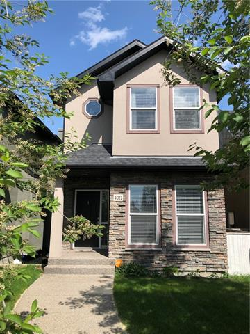 l OPEN HOUSE SATURDAY MAY 18 12:30-2:30 P.M. l  Situated on a quiet street centrally in Altadore, this detached home is nicely-proportioned and well-maintained with over 1900 SQFT of living space and has just been freshly painted throughout. Easily walk to all the local conveniences in Marda Loop, as well as top schools, Riverpark & Sandy Beach. Distinct features of this 3+1 bed residence include an elegant curved staircase, gourmet kitchen with expansive work surfaces plus an abundance of cabinetry, and maple hardwood throughout the main floor. Huge master retreat with vaulted ceilings has plenty of space for wardrobe & dressers + cozy seating space; a large ensuite with jetted tub, free-standing shower and a walk-in closet. Two additional bedrooms, laundry + a full bath. Private backyard with large deck + double detached garage (insulated). Fully-finished basement has a fourth bed, full bath and rec-room.