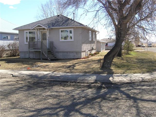 This charming 780 sq. ft. bungalow has 2+1 bedrooms, a fully developed basement with two large windows and roughed in in-floor heating.  The lot is 15.25m x 38.11m. All the windows in the house have been upgraded.  There are custom 2? blinds up and down.  There is one 3 piece bathroom upstairs and a roughed in bathroom in the basement beside the bedroom.  The house has new Lutron Caseta switches.  There are new shingles on the house and the garage.  The garage is insulated, drywalled, has its own furnace, LED lighting, an electric garage door opener and has cabinets built in. Included is 2 fridges.