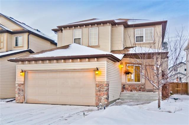 Welcome to this beautiful house in Coventry Hills, one of the most desirable communities in Calgary. At the entrance you are greeted by a jaw dropping layout that showcases the truly elegant High-end upgrades throughout such as 9ft ceilings, granite counter tops, built-in speakers, upgraded baseboards, new carpet & tiles combination, fresh paint etc. Main level features a lovely living area with a cozy fireplace, stunning kitchen with granite counter tops, den, powder room & laundry room completes the main level. Upper level offers a decadent master suite with air flow jetted tub & shower, two more good sized bedrooms, full bathroom & also a huge bonus room. Lower level is fully developed (illegal suite & is accessible through separate entrance) offers two bedrooms, full bathroom, kitchen, family room & laundry facilities. This home is the best offering of style, comfort, location & convenience - All in one package. Kindly book your private viewing today to appreciate its elegance, value & class.