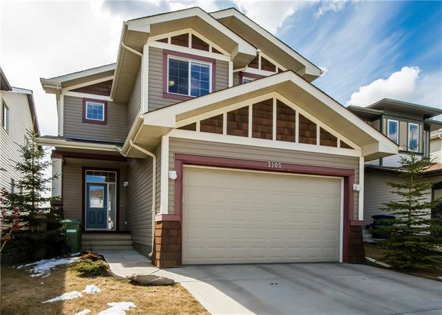 TREMENDOUS VALUE! WONDERFUL Jayman built 2 storey is designed with family in mind! Large foyer welcomes you, family, & friends home. You'll love the OPEN CONCEPT on the main level...bright & spacious...PERFECT for entertaining! MAPLE HARDWOOD FLOORING, spacious kitchen with LOADS of cupboards & cabinets, GRANITE counters, large island, under-mount sink, & walk-in pantry. The 18'x13' family room is warmed by an attractive gas F/P, & is very well laid out making furniture placement a breeze! Laundry room & 2pc bath complete the main level! Upstairs is host to the bonus room, large MBR with full ensuite & large W/I closet, 2 other generous sized BR's, & another full 4Pc bath. The double attached garage is FULLY FINISHED &  has 220V service. The LARGE SOUTH back yard is fully landscaped, completely fenced & features a great interlocking stone fire pit area! Walking distance to Heron Crossing School, parks & playground. You would be proud to call this home...Your Home.