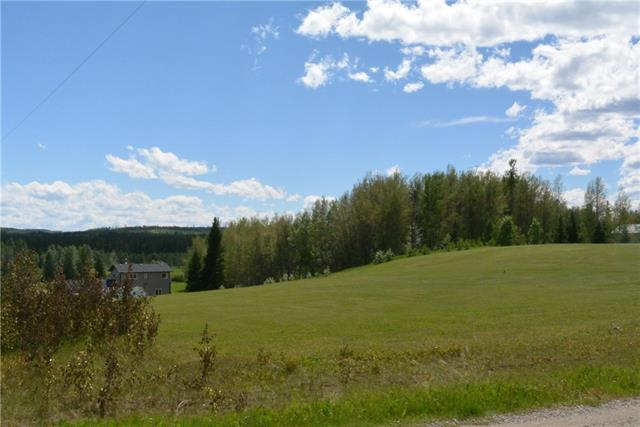 Build your Dream Home or Recreational Retreat, only 90 minutes NW of Calgary or one hour from Red Deer! This 2.59 acre parcel of partially treed land is one of the Prime Lots in Phase One of West Country Estates, and is within walking distance of Phyllis Lake Provincial Recreation Area. Phyllis Lake boasts of boating (no gas engines), swimming, and fishing (stocked with trout). Many ATV trails in the area await your adventures! Power and Gas services are at the lot line. GST IS INCLUDED IN THE SALE PRICE and there are NO CONDO FEES.