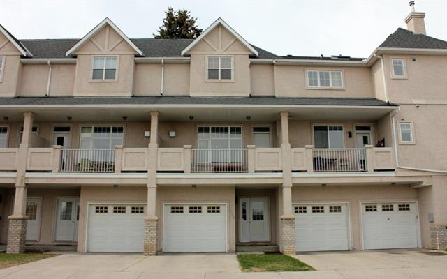 Located in the established community of Winston Heights-Mountview, this 2 bedroom plus den townhome is perfect to enjoy inner city living and within walking distance to all amenities. Flooded with natural light, you?ll enjoy a bright and spacious living room with a corner gas fireplace, vaulted ceilings, large windows and a deck for your natural gas ready BBQ. Kitchen is finished with hardwood floors, maple cabinetry, stainless steel appliances, walk-in pantry, and large island with seating along with an eating area. Perfect for entertaining as it overlooks your living room with views across the park. Upstairs you?ll find 2 spacious master suites, both with walk-in closets and full ensuites. One finished with soaker tub and separate shower and skylight, the other a 3pc. The first level offers a den with glass door, a 2pc bathroom and laundry. Basement is unfinished and is perfect for storage or creating another room. Plenty of parking with a single garage, front driveway and ample street parking.