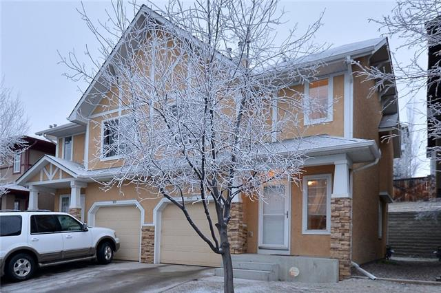 Beautifully upgraded 3-bedroom townhouse in the desirable estate community of Hanson Ranch in Hidden Valley. Large bright windows soak the main floor with natural light, illuminating the gleaming hardwood and tile floors. The open concept provides easy interaction with family and guests. Easily entertain in the tastefully upgraded