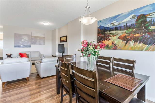 **NO CONDO FEE Attached Home in Hillcrest. Listed below purchase price. Spacious OPEN FLOOR PLAN home with over 1300 sq ft of living space, 3 bedrooms, 2.5 baths. Full walkout basement awaiting your touch. Lots of NATURAL LIGHT from the BIG WINDOWS and space enhanced by the 9FT CEILINGS. Upstairs SPACIOUS MASTER SUITE with LARGE EN-SUITE bath and WALK-IN CLOSET. 2 more bedrooms and Laundry. 2 minute away from BRAND NEW Hillcrest School [K-9], NEW Catholic School. The backyard is FENCED AND LANDSCAPED.