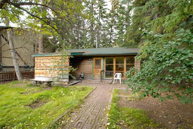 """R2 Lot of redevelopment. Old cabin is being sold """"as is, where is"""". Real Property Report is available for review"""