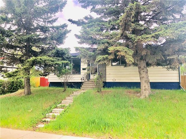 If you have been waiting for a home to make your own with an illegal suite than this could be the one! Located within great access points and conveniant shopping this bright and sunny home is located on a large lot and has a separate basement entrance leading to the basement suite (illegal) which is complemented by large living spaces. Upstairs you will find the formal living and dining rooms, good sized kitchen, and three bedrooms and four piece bath. Downstairs in an additional bedroom, bathroom, kitchen and large family room with good storage space. The large double-detached garage offers plenty of options for parking or a hobby-shop, and the extra parking at the rear is perfect for a small camper or RV storage. The basement has had extensive updating done over the years. This property has loads of potential and is perfect for an investor or somebody entering the marketplace! Call today!