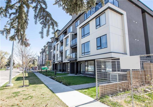 Amazing condo in Mount Pleasant area, close to downtown, SAIT and highway. the property was built in 2015, it features with 9 foot ceiling, two bedrooms and two bathrooms; they are all in good size with lots of sunshine going through. It has laminate flooring, upgraded kitchen with modern stainless appliance and quartz countertop. There is a huge common back yard with concrete patio ready to all kind of entertain. Come and take a look.