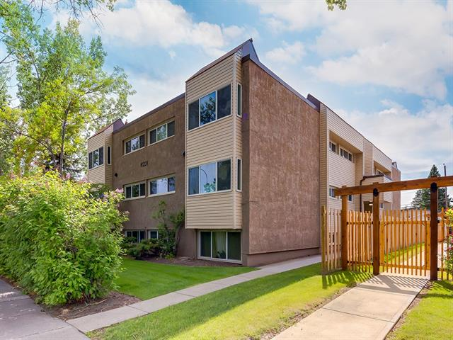 This top floor, 2 bedroom condo is a fantastic option for first time purchasers or investors looking for a great rental property! Extensively renovated, with new paint, kitchen and bathroom, you?ll fall in love as soon as you walk in the front door.��The large south and east facing windows allow for lots of sunlight, creating a beautiful sunny space to enjoy.��Centrally located, close to shopping, transit and parks, it has everything within walking distance.��This is a great value for a spacious top floor condo in the heart of the city.��Come see it today!!!