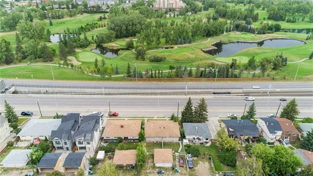 Multi-unit investment opportunity! R-CG zoned side by side duplex (3015 & 3017 12 Ave) each side with 4 bedrooms, illegal suites, & directly across from Shaganappi Golf course & C-Train. 10 minute commute to downtown. Currently renting for $4,000 with increased income potential with legalized suites. Can easily be legalized under current rules, both with separate side entrances and one with additional walk-up entrance. Double detached garage and 2 additional parking pads (4 total spaces) plus street parking. Excellent lot for redevelopment, which has already started on 12th avenue. All units upgraded within the last 10 years, shows well and is always full ? generates excellent income! Ask about assembly of adjacent properties.