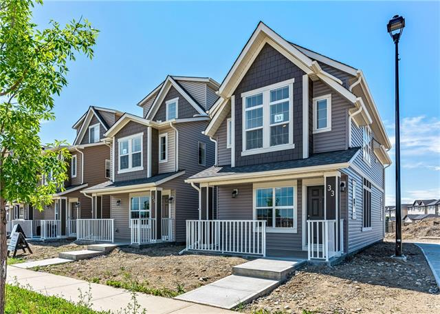 """Welcome to the """"Ashton"""" in Montrose Crossing in High River. Built by Stepper Homes this stand alone cottage offers a unique opportunity. If you are tired of living in condo complexes then this is for you! Detached home on its own lot plus enclosed parking!! From the cozy front porch you will enter into a flex space that is open to your imagination. It could be an office, workout space, arts and crafts area or just an extra tv space. On the same level is the single over sized garage.Upstairs you will find a vaulted open living area with space for dining and a living room to entertain or just relax. Completing the upstairs is a master bedroom with a walk in closet, a large bathroom and laundry closet that will house a full size stackable washer and dryer. Perfect for a first time home buyer or empty nester. Close to walking paths, shopping, recreation complex and schools! Priced to sell!!"""