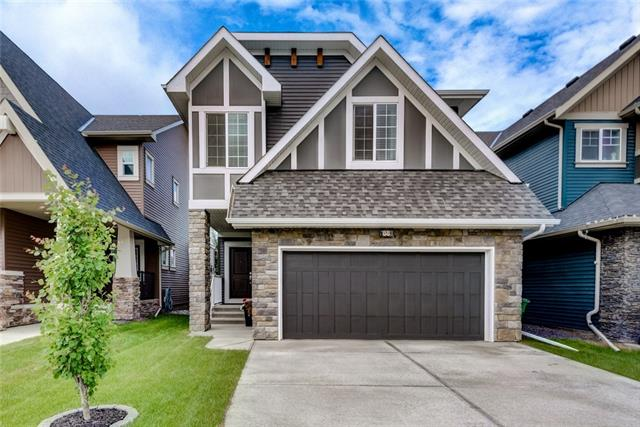 This beautiful home will dazzle you right from the start. Just like dating, finding ?the one? can be a difficult process when searching for a home, but when you see it, you know. From the stunning curb appeal to the picturesque neighbourhood, this is a great place to put down roots. Inside this meticulous home, you?ll love some of the updated features that are unique to the property. On the main level, is a custom barn door that separates the mudroom from the entry. Walking through to the open concept living space, you?ll appreciate the beautiful millwork around the gas fireplace that adds serious character to the room. The kitchen has gleaming white quartz countertops with under cabinet lighting & a new white backsplash that adds a beautiful contrast. Off the dining space, you?ll absolutely love the (retractable) covered deck that is immensely private & is a great place to relax in all weather! The backyard is thoughtfully landscaped & complete. *See additional remarks*
