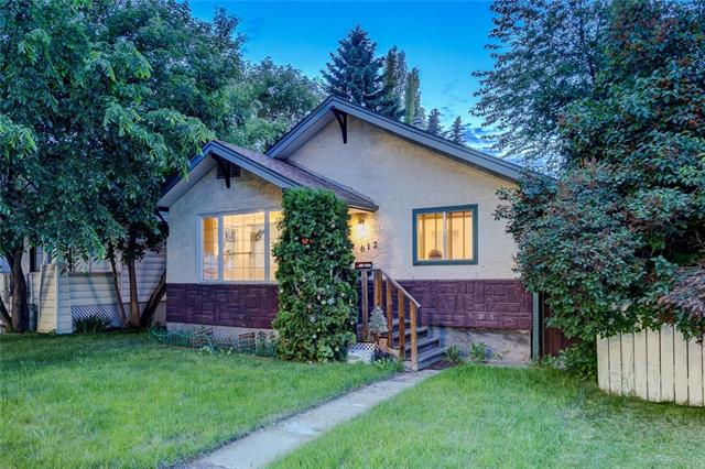 Great investment property!!! Large RC-2 lot located in Mount Pleasant with easy access to Downtown and close to SAIT, schools, parks, shopping, bars and restaurants. The main floor features a kitchen, living room, two bedrooms and 3 piece bathroom. The lower level has a kitchen, living room, two bedrooms, 3 piece bathroom and laundry room. Outside is a detached double garage and a space for RV parking. Call now to book your showing!