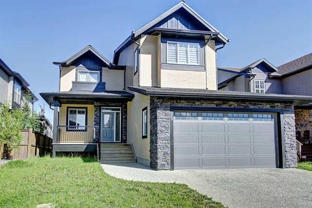 Wonderful family home located on a quiet street with FULLY FINISHED WALK UP BASEMENT!! You will be impressed the moment you walk in with french doors that lead to a private office area, modern and functional floorplan with open concept main floor living area open to a beautifully designed kitchen offering CONTRASTING ISLAND, QUARTZ COUNTERTOPS AND CEILING HEIGHT SHAKER CABINETS with the convenience of a main floor laundry area and 2pc powder room. The upper level offers 3 spacious bedrooms with a 4pc ensuite w/WALK IN CLOSET, shared 4 pc upper level bath and a generous sized bonus room with french doors to SECOND FLOOR BALCONY. Lower level is fully finished with a separate entrance, large family room w/WET BAR and 4th bedroom. This home is a must see!! CALL TODAY TO FOR A PRIVATE VIEWING.