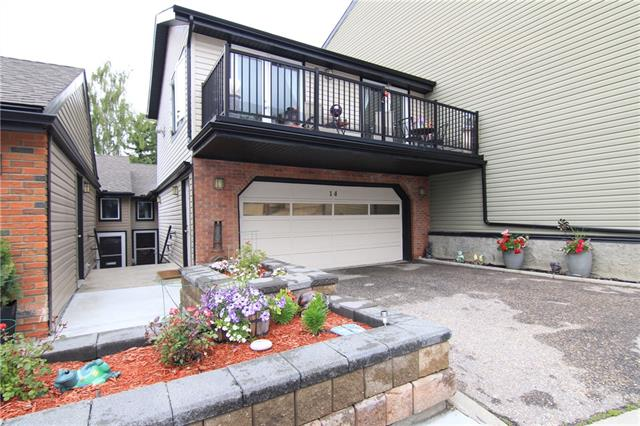 Fantastic location! Close to all amenities, parks, schools, walking paths, public transportation. 2478 sq ft of developed space. Unique 5 level split completely renovated. (100k of reno's in 2014). Walk into a well appointed foyer with a feature marble wall. Down a few steps to huge Great room with stone gas fireplace to ceiling. French doors from Great room to west facing deck highlighted with perennials, greenery and large garden. The great room open to  formal dining rm area. Kitchen is semi open to the dining rm area and has been completely redone with light colored cabinets, quartz counter tops, gas stove, wall oven, upgraded appliances, garburator, extra cabinets for pantry, working island and another feature marble wall. Plenty of room for another table. Half bath off the kitchen. Upstairs from entrance by a few steps is master bedroom with 5 pce en suite includes a large Jacuzzi soaker tub, 3 closets, gas fireplace.Another 4 pce bath, a linen closet, and large flex rm that