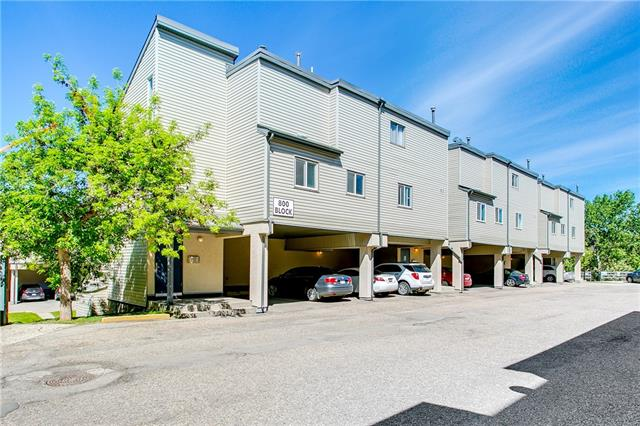This unit is located in the heart of the desired community of St. Andrew's Heights, directly across from Foothills Hospital and the Medical School, a short walk to U of C, McMahon Stadium, close to walking and bike paths, and the Bow River. This apartment features an open concept contemporary style, and multiple upgrades, including hardwood floors, stainless steel appliances and more! The balcony is great for entertaining, barbecuing, or enjoying the fresh air, and having the full sized in-suite laundry is very convenient. There is a covered parking stall just outside, and you are close to all amenities including easy access to 16th Ave for a short trip to the mountains, quick commute to downtown/Marda Loop/Kensington areas, and major shopping centres. This complex truly has a fantastic location!