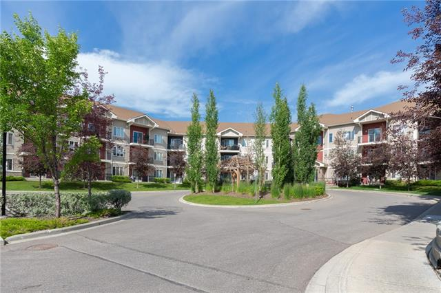 Upgraded and well maintained two bedroom, two bathroom main floor unit. This unit has recently been freshly painted and the carpet has been replaced and upgraded with low maintenance laminate flooring. The built-in dishwasher was also recently upgraded. The included window coverings are new. The master bedroom has a generous walk through closet leading to a four piece ensuite. The kitchen has granite countertops which provide a generous amount of workspace. All four matching black kitchen appliances are included. Sliding patio doors off the living room to the oversized patio offer a panoramic view of the main entrance to the complex. This unit faces east receiving the mornings sunlight. The unit boasts in-suite laundry housed in an oversized storage room. Security cameras cover all exterior doors, parking and stairwells plus the complex and units are protected with fire sprinklers. The complex is pet friendly. One underground heated and titled parking stall is included.