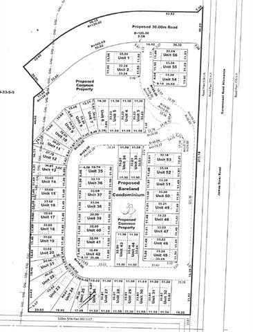 The Villas in Sundre Hills! Future bareland condo ready for your duplex or single family development. Located up the hill in town, just up Centre Street. Rolling hills and views to the valley and town. Build your dream home from scratch. Condo fees and taxes to be determined.