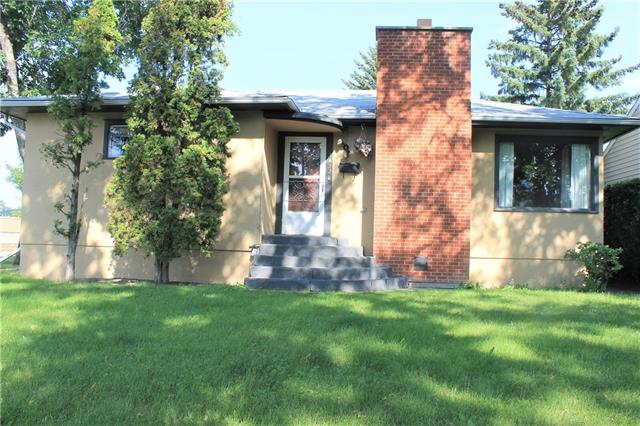 Live UP/Rent Down in Rosedale. Quiet Cul-de-sac location on a Great Lot - 50x120 ft. Raised Bungalow 1,122 sqft main floor. 908sqft Suite Down (Legal-non conforming) with Separate entrance. Rent Roll UP $1,200 Down $850 Garage $100. Bright main floor with original hardwood floors. Fireplace in living rm with 2 picture windows. Dining rm and kitchen overlook the backyard. Down - Features Large Egress Windows - lots of natural light. 2014 bathrm renovated. Great living rm and Kitchen area. Mature lot and a large backyard with patio. Detached Garage and parking pad. Located minutes to Downtown, SAIT, UofC and all that Rosedale has to offer.