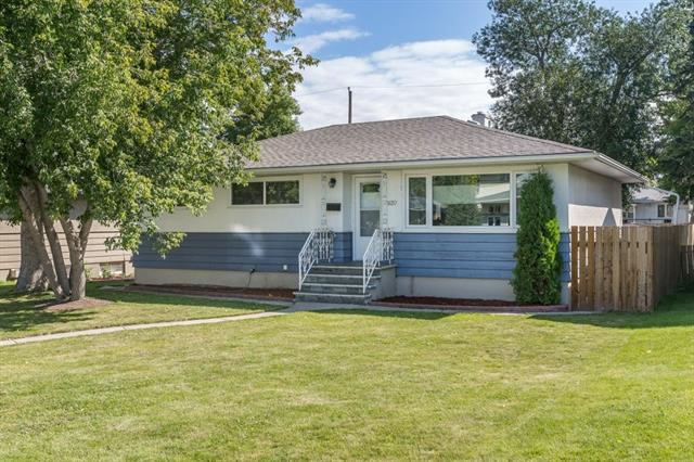 OPEN HOUSE 2-4PM  on Sunday Sept 15/2019. Fantastic property located in the sought-after community of Glendale in the SW. This rare R-C2 zoned parcel is ideal for future development. The home welcomes you with a traditional floor plan that is ideal for a family that desires lots of space and practical functionality. The main floor is bright, inviting and showcases beautiful hardwood floors, newer windows, doors with frames, upgraded/modern kitchen cabinets, newer S/S appliances, counter tops, modern backsplashes and lighting fixtures. This kitchen has an abundance of storage/counter space. The large living room has tons of natural light. The main floor also offers a generously sized master bedroom with a roomy closet, beautifully renovated bathroom and 2 additional well allocated bedrooms. Fully finished lower level includes: a large recreation room, 2 bedrooms, a full bathroom and extra storage space. The furnace was recently replaced. The double detached garage completes the package.