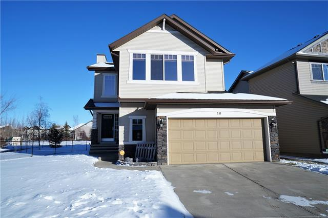 """Former Show Home and Flagship of the community!! This HUGE 2140 square foot 3 Bedroom 2 Storey Home is Stunning!! Fully Finished Massive Basement, Parks and Walking/Biking trails out the backyard, HEPA system to eliminate dust & allergens to keep your air clean, gorgeous Master and Full Ensuite with true walk-in closet. Well- organized storage throughout the home with an IMPRESSIVE Garage designed to keep Dad VERY happy. Large bedrooms and the sunny Bonus Room provide all the Extra space you need. It doesn?t get any better than this. The home is surrounded by trees and parkland with plenty of distance between you and the neighbors. Air conditioning with Clean Air. Attention to detail and Pride of ownership resonates throughout this home. Meticulously maintained and detailed. You WILL notice that this home is """"The One"""": the moment you open the door."""